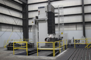 Image of New Boring Machine