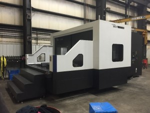 ExacTech Inc. Expands Machining Capability With Addition of New KH 1000 Horizontal Machining Center
